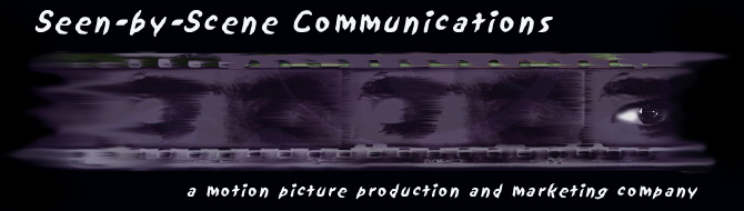 Seen-by-Scene Communications: a motion picture production and marketing company